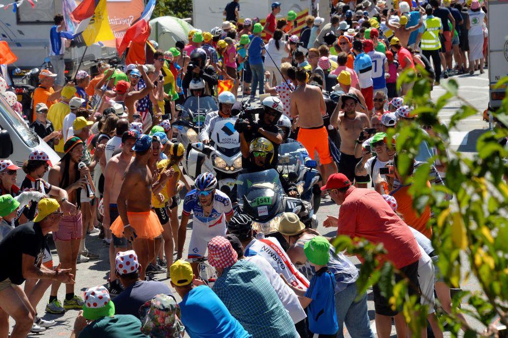Le Tour de France 2016 à Luchon